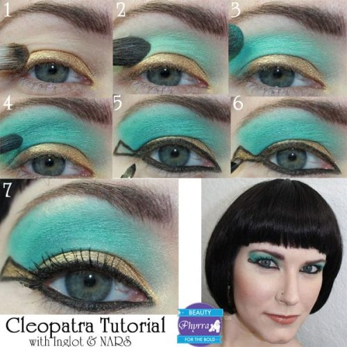 Queen of the Nile Cleopatra Tutorial
