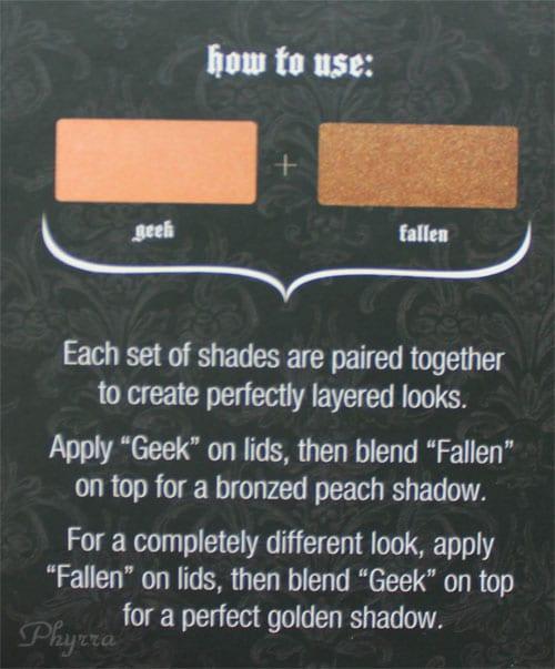 How to Use Kat Von D Spellbinding Eyeshadow Book