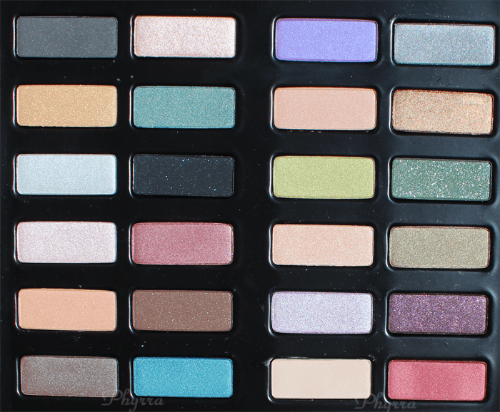 Kat Von D Spellbinding Eyeshadow Palette, Swatches, Review, Video