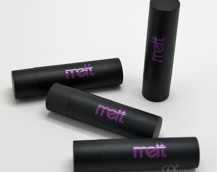 Melt Cosmetics Lipsticks Sneak Peek