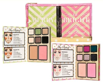 Too Faced Be Merry & Bright Palette Review