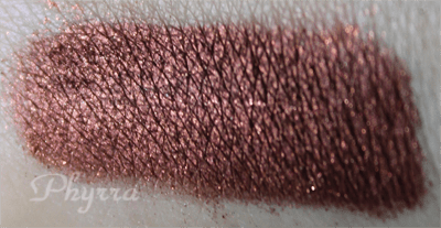 Makeup Geek Blitz Swatch Review