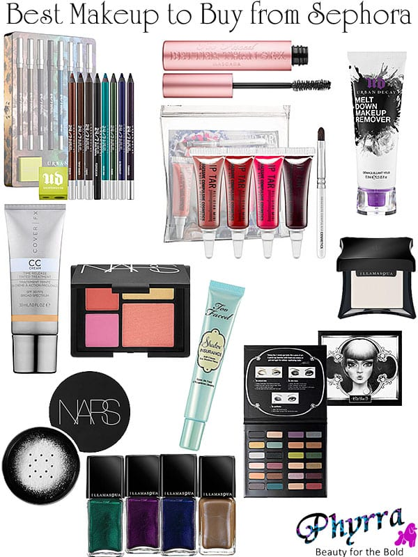 Best Makeup to Buy from Sephora