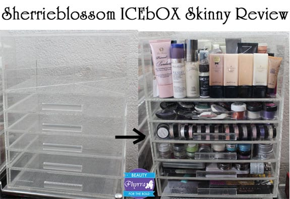 Sherrieblossom ICEbOX Skinny Review