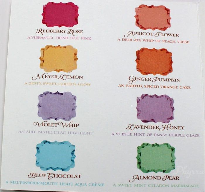 Sigma Crème de Couture Palette Review