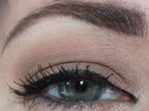 Too Faced Naked Basics Palette Look