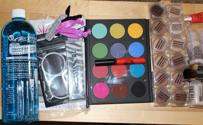 Makeup Show Orlando Haul