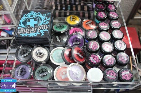 Phyrra's Sugarpill Makeup Collection
