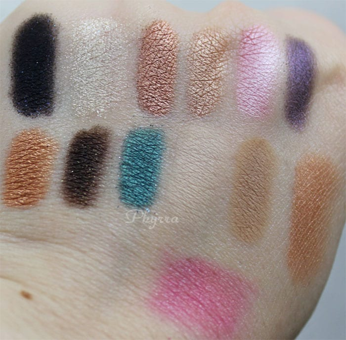 Too Faced Jingle All the Way Palette Swatches, Video, Review