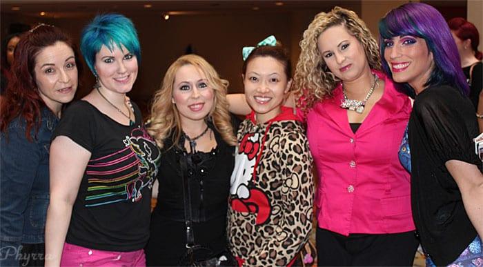 The Makeup Show Orlando Part 1