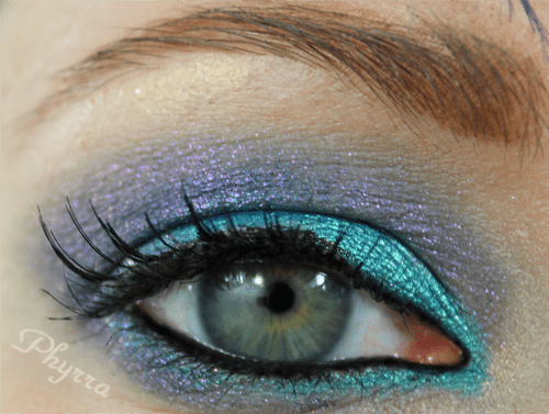Dr. Who Inspired Makeup tutorial