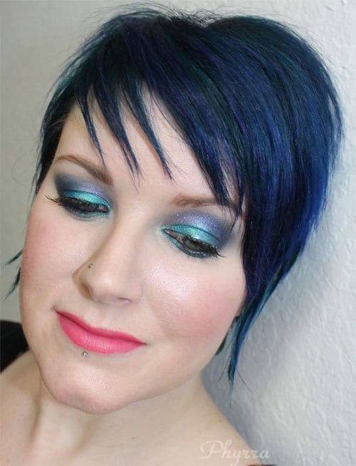 Morgana Cryptoria Brrroomstick Freaking Angels Weeping Angels Makeup Tutorial