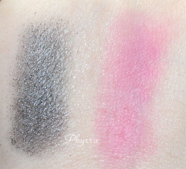 NARS Bad Behaviour and Coeur Battant Review, Swatches