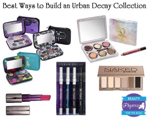 Best Ways to Build an Urban Decay Makeup Collection