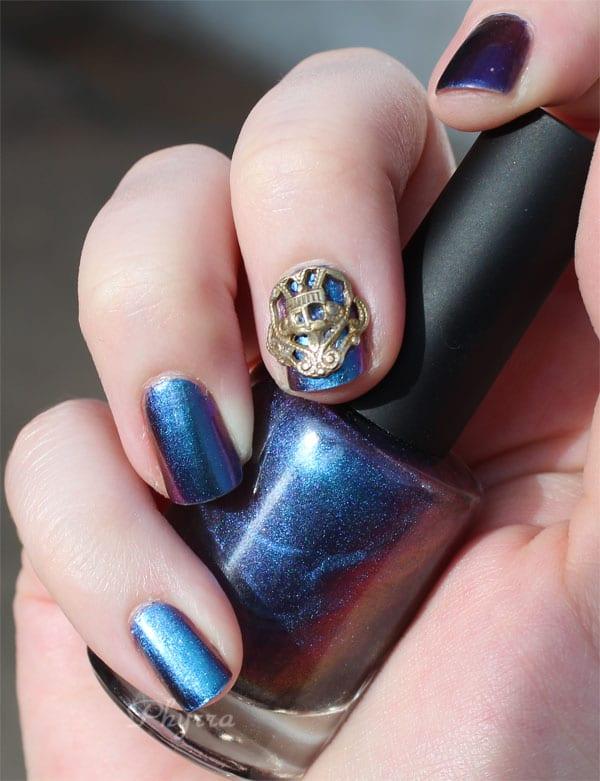 I Love Nail Polish Birefringence Swatch Review