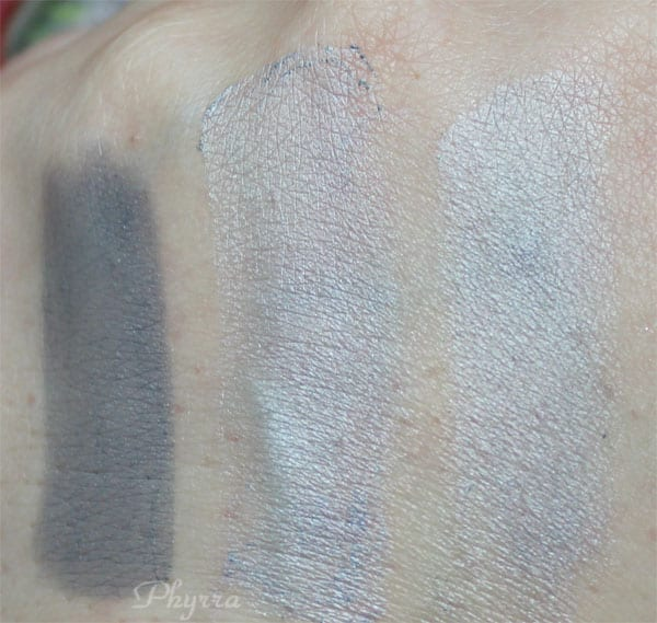 Morgana Cryptoria Grey Lipsticks