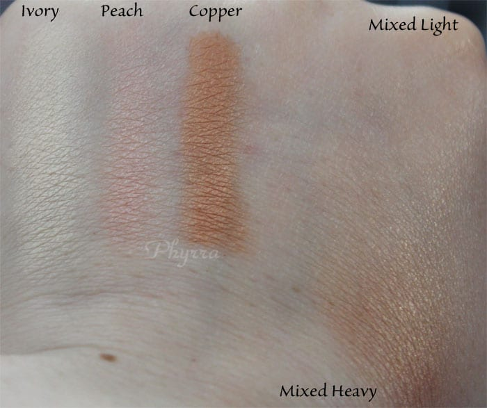 bareMinerals The Many Splendors Ready Face & Body Luminizer Review, Swatches, Video