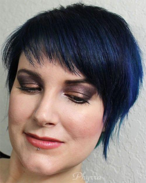 Makeup Geek Nightlife Look