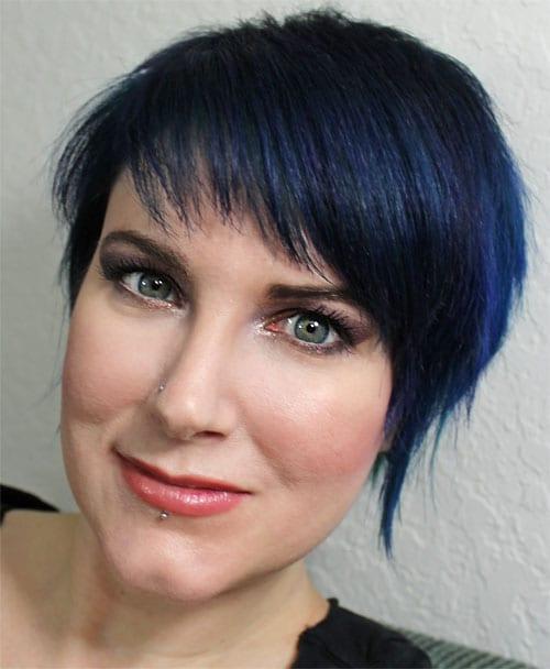 Makeup Geek Rosy Taupe, Purple, Plum Look