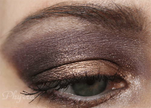 Makeup Geek Rosy Taupe Purple