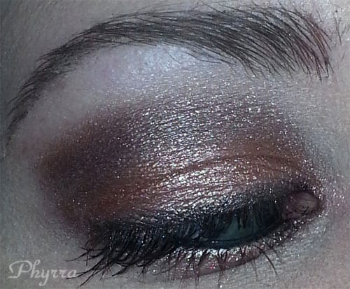Urban Decay Rose Gold Naked 3 Tutorial