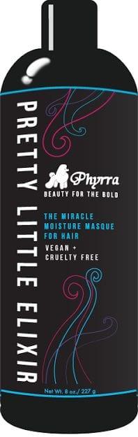 Phyrra's Pretty Little Elixir Hair Masque Review