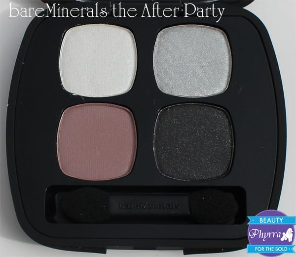 bareMinerals READY Eyeshadow 4.0 The Afterparty Review