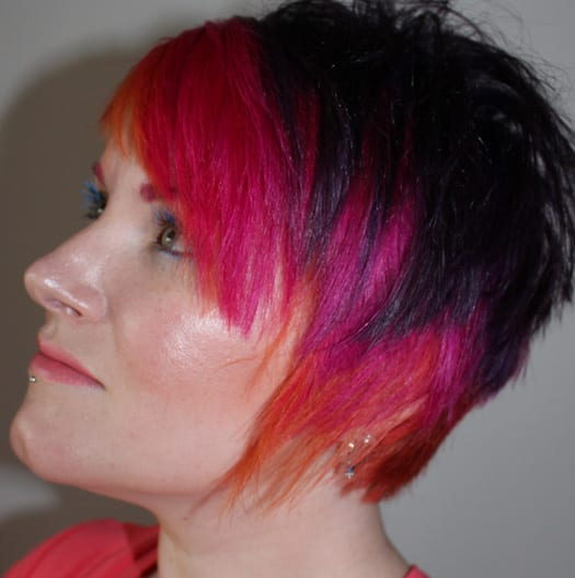 April Pixie Hair