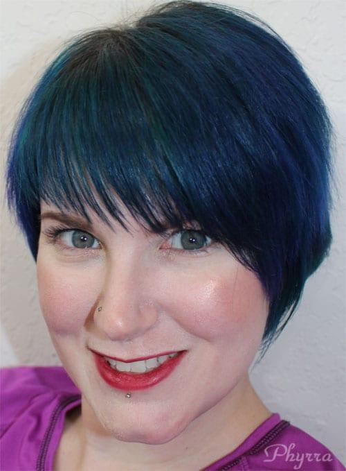 After using Pretty Little Elixir Hair Masque Review