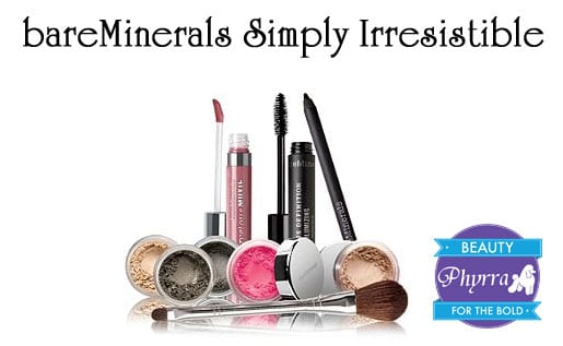 bareMinerals Simply Irresistible Review, Video, Swatches