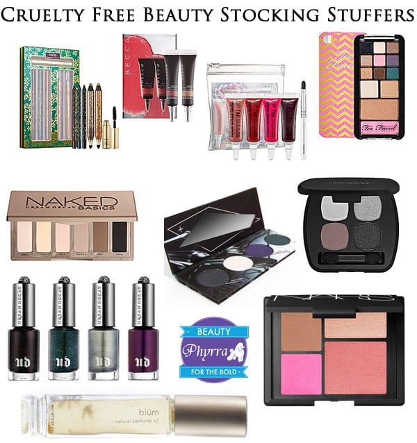 Top 10 Cruelty Free Beauty Stocking Stuffers