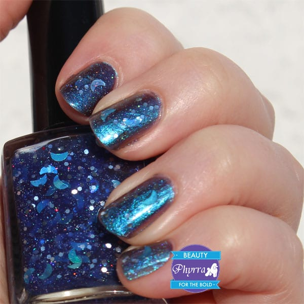 Easy Galaxy Nails Tutorial