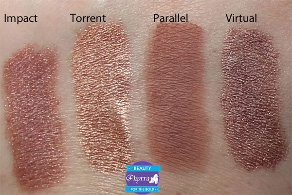 Silk Naturals Naked 3 Clone Impact Torrent Parallel Virtual, Review, Swatches, Video