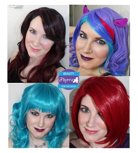 Phyrra's Wigs