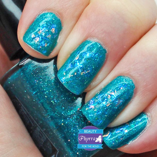 Literary Lacquers Pan Galactic Gargle Blaster with butter LONDON Leccy on top