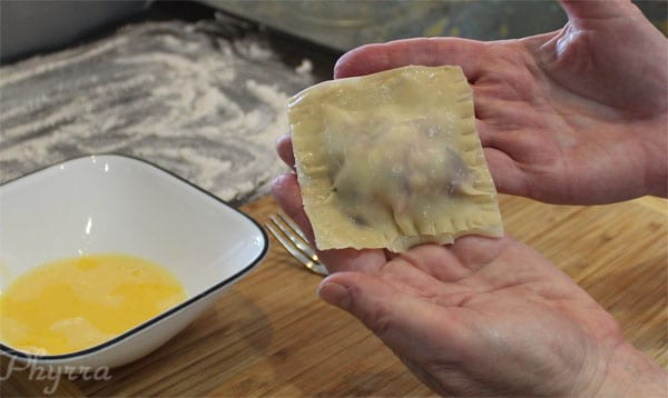 Quick and Easy Blueberry and Cheese Pierogi Recipe