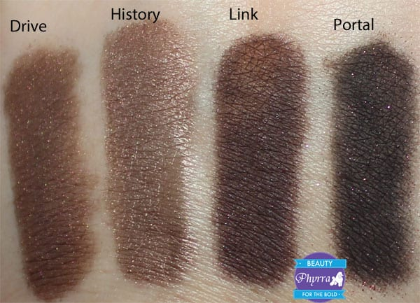 Silk Naturals Naked 3 Clone Drive History Link Portal Review Swatches Video
