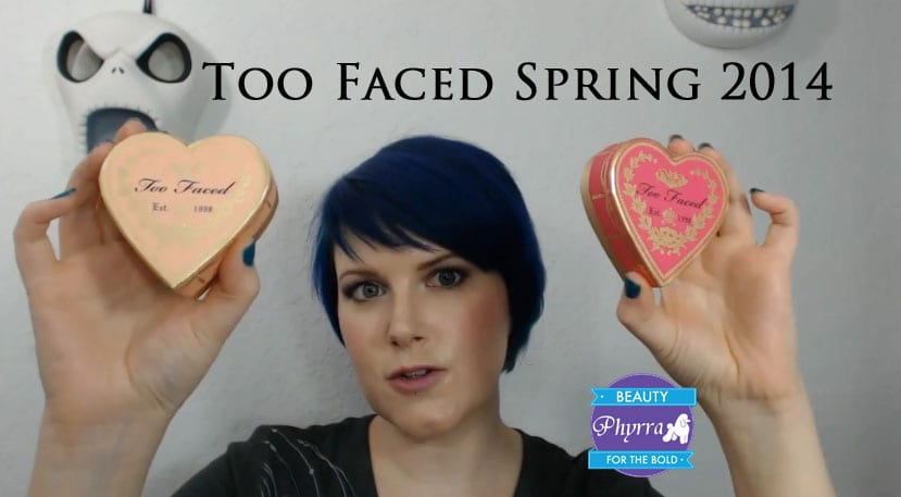 Too Faced Spring 2014 Collection Video
