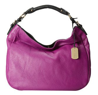 Vince Camuto Nessa Hobo in Berry