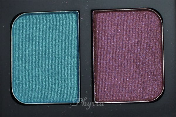 NARS China Seas Duo Swatches Review Video