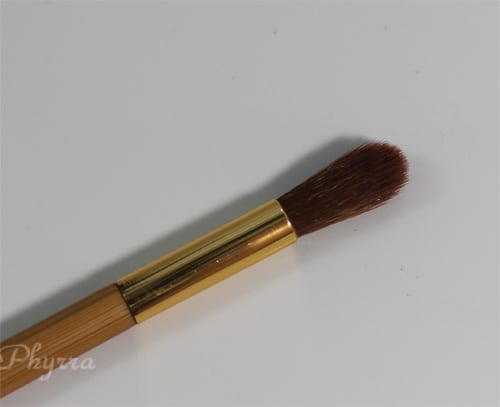 Tarte be MATTEnificent colored clay eye & cheek palette Double Ended Brush