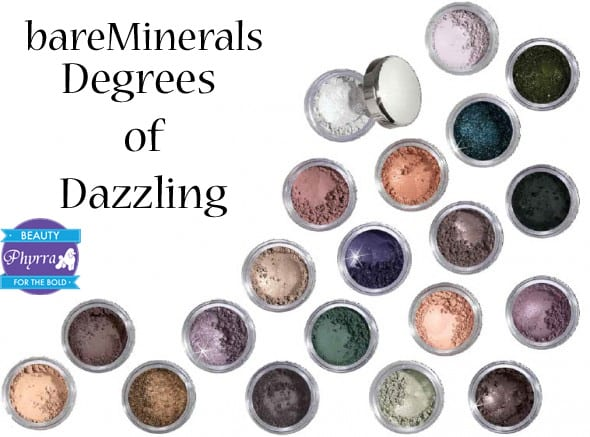 bareMinerals Degrees of Dazzling Set Review