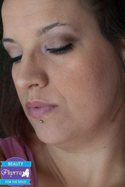 Geek Chic Rotten Miracles Blush Review via @phyrra