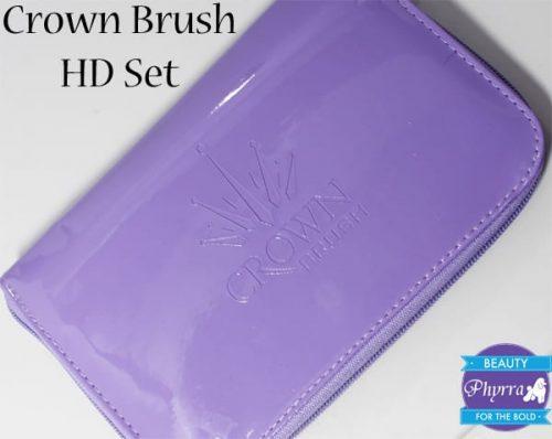 Crown Brush HD Set Review