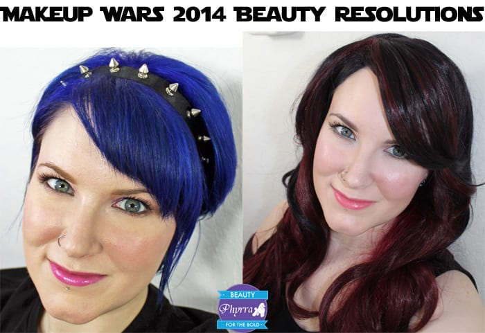 Makeup Wars 2014 Beauty Resolutions