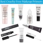 Best Cruelty Free Makeup Primers