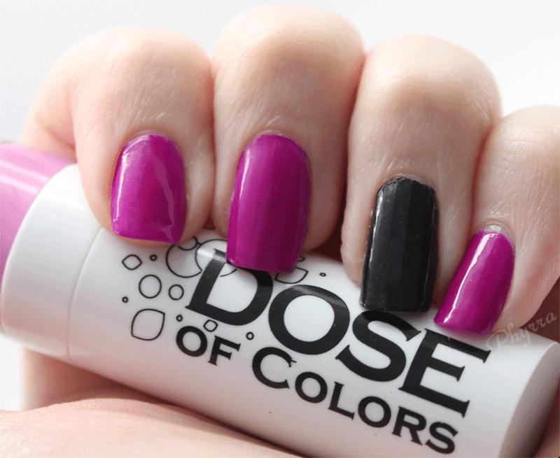 Obsessive Compulsive Cosmetics Suspiria Swatch