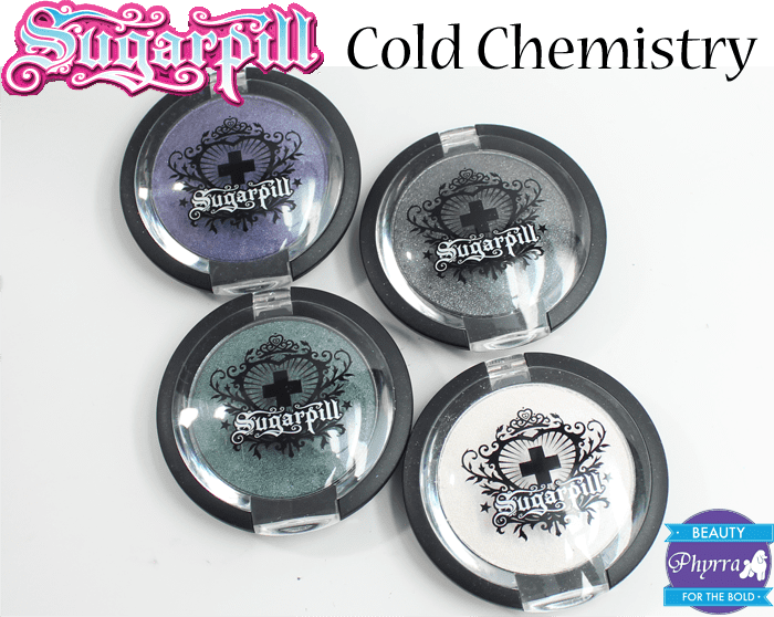 Sugarpill Cold Chemistry Review