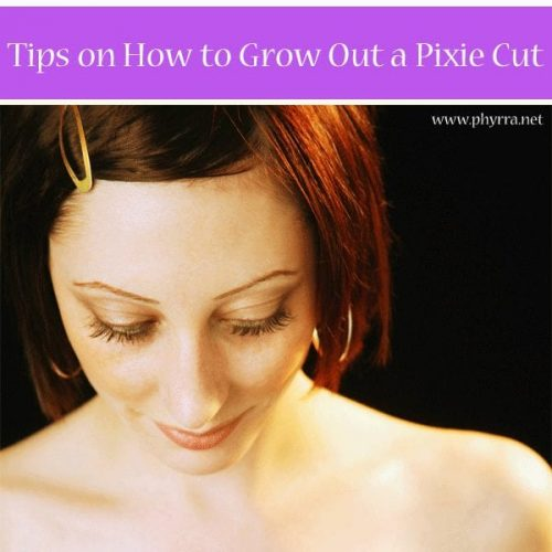 How to Gracefully Grow Out a Pixie Cut
