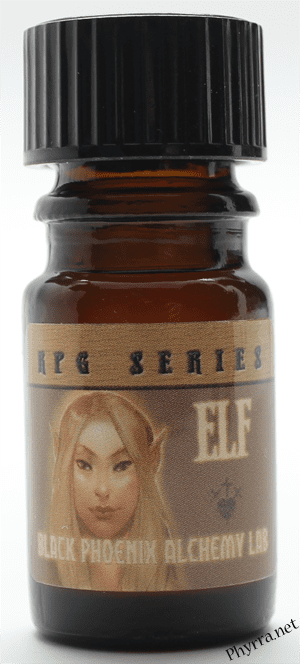 BPAL Elf Perfume Review
